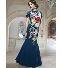 Unique Designer Dresses Online Buy Beautiful Party Wear Floor Touch Unique Gown From