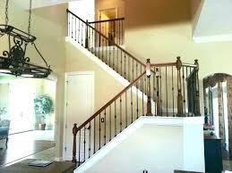 rustic stair railing ideas indoor living room decor outdoor staircase wood