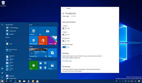 Window 10 Apps How To Change App Permissions On Windows 10 Pureinfotech