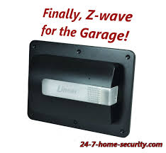 z wave garage door 2Finally A ZWave Garage Door Opener Conversion  247 Home Security