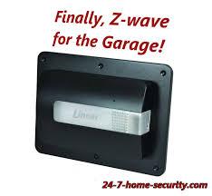 zwave garage door opener controller featured
