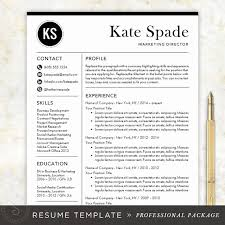 Resume Template Mac Stunning Word Resume Template Mac Commily