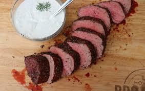 herb crusted beef tenderloin recipe