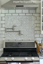 How To Grout Tile Backsplash Collection New Design