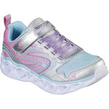 Skechers Toddler Light Up Shoes Australia Skechers Girls Heart Lights Love Spark Light Up Shoes