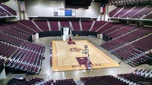 Reed Arena Seating Chart Reed Arena Section 214 Rateyourseats Com