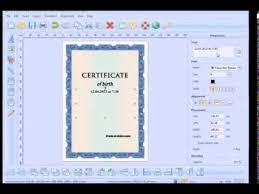 How To Make A Birth Certificate How To Create And Print A Certificate Of Birth Youtube
