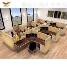 office cubicle design. Functional Secretary Office Cubicle Designed For Small Working Area Design E