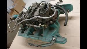 Tripower Pontiac 1963 Intake Carburetors 389 421 Grand Prix ...