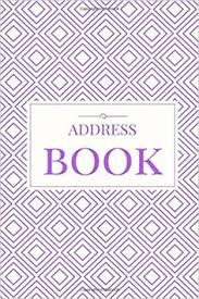 Birthday And Address Book 16 Best Address Books Images Address Books Numbers Phone