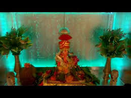ganpati decoration video 2015 youtube