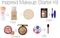 i created this makeup starter kit for s perfect for beginners all affordable makeup beauty