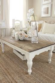 Wood Profits - DIY: Distressed Wood Top Coffee Table - Starfish Cottage -  Discover How You Can Start A Woodworking Business From Home Easily in 7  Days With ...