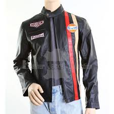 steve mcqueen leather jacket are a typical element among bikers individuals in the armed force naval force and flying corps policemen and outlaws