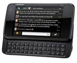 nokia keyboard phone. nokia n900 is a high cost phone with good number of features. it also touch screen qwerty keyboard. has 5 mega pixel camera keyboard 6