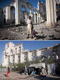 port au prince years later ap re s sites devastated by  destroyed almost 1 5million people were left homeless many thousands taking refuge in
