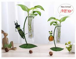 hanging wall planters flower vase hand