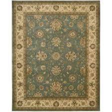 2000 blue 9 ft x 12 ft area rug