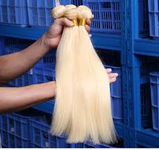 Platinum Hair Design 613 Platinum Blonde Straight Hair Marsha Hair Design