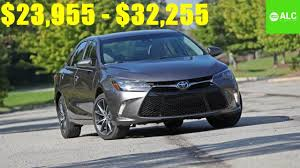 Car Reviews 2017 - #Toyota Camry XSE (Price: $23,955 - $32,255 ...