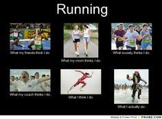 Running on Pinterest | Runner Problems, Girl Problems and Cross ... via Relatably.com