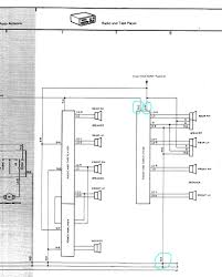 stereo wiring question toyota runner forum largest runner forum having looked that over almost none of the colors in my harness match up can t seem to make clear sense out of the wiring diagram either