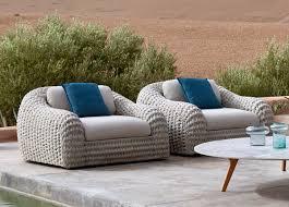 Manutti kobo garden armchair