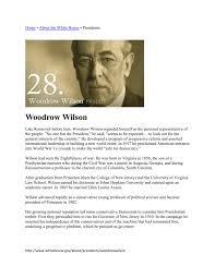 Woodrow Wilson Methacton School District