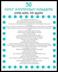 best teaching kids manners ideas manners busy mom s guide to teaching your children manners