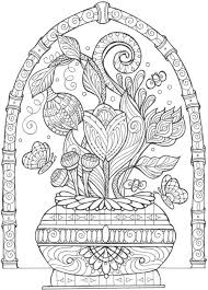 Coloring pages are all the rage these days. 43 Printable Adult Coloring Pages Pdf Downloads Favecrafts Com