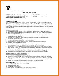 Office Manager Job Description For Resume Ideas Of Medical Office Manager Job Description On Coding 75