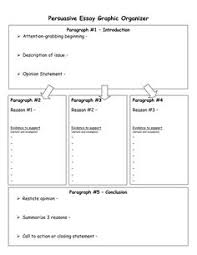 the essay map is an interactive graphic organizer that enables  graphic organizers printable persuasive essay graphic organizer pdf