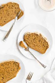 healthy clean eating moist pumpkin e latte pound cake