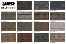 architectural shingles colors. Photo 3 Of 8 Cambridge Architectural Roofing Shingles. IKO-Cabridge-colors . (delightful Iko Roof Shingles Colors