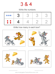 Pin by Eswary on Tom n Jerry worksheet | Pinterest | Worksheets ...