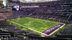 U S Bank Stadium Section 204 Minnesota Vikings