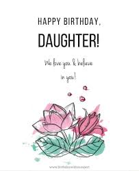 Happy Birthday To My Beautiful Daughter Quotes Best Of Happy Birthday My Sweet Daughter