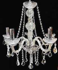 crystal glass chrome 5 arm marie therese chandelier elody house of fraser linea