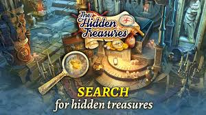 Hidden object games (hog) are sometimes called hidden pictures, and they are part of a genre of puzzle video games in which you have to find items from a list that are hidden within a picture. Amazon Com The Hidden Treasures Find Hidden Objects Mystery Match 3 Puzzle Game Appstore For Android