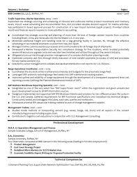 Sample Resume Purchasing Manager Therpgmovie