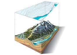 The Definition Of A Topographic Map Trails Com