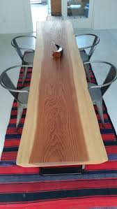 Redwood Slab Dining Table 17 Best Images About Live Edge Table On Pinterest Wood Slab