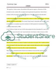 common law essay example topics and well written essays  common law essay example