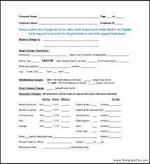 Employee Forms Templates Free Hr Employee Forms Templates Onweb Pro