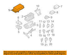 ford e dash parts ford oem 2008 e 150 fuse relay fuse box cover f7uz14a003ab fits ford e 150