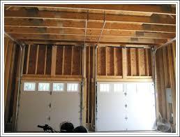 sightly 16x8 garage door garage door rough opening 16x8 garage door for
