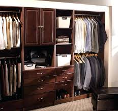 free standing closet image of good free standing closet systems