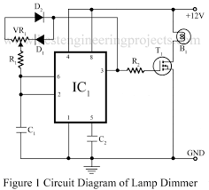 Automatic Light Operated Switch Using Ldr And Ic 741 Switching And Controlling Circuit Electronic Projects