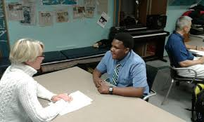 Program teen job training