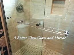 shower door replacement parts sliding glass shower door hardware sliding door designs 1 4 3 8